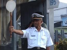 penjaga kereta